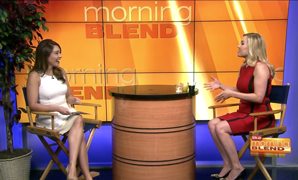 "April Armstrong on ABC-Arizona shares tips to WIN with ""Winfluence"""